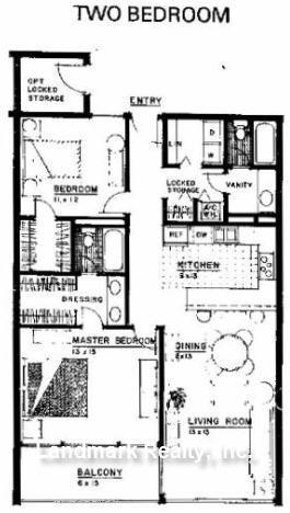 Anastasia Condominium 2br